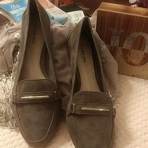 New Gianni Bini Alistor Suede Loafer size 10